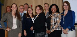 2014 PRSA Gulf Coast Chapter Board of Directors and Officers