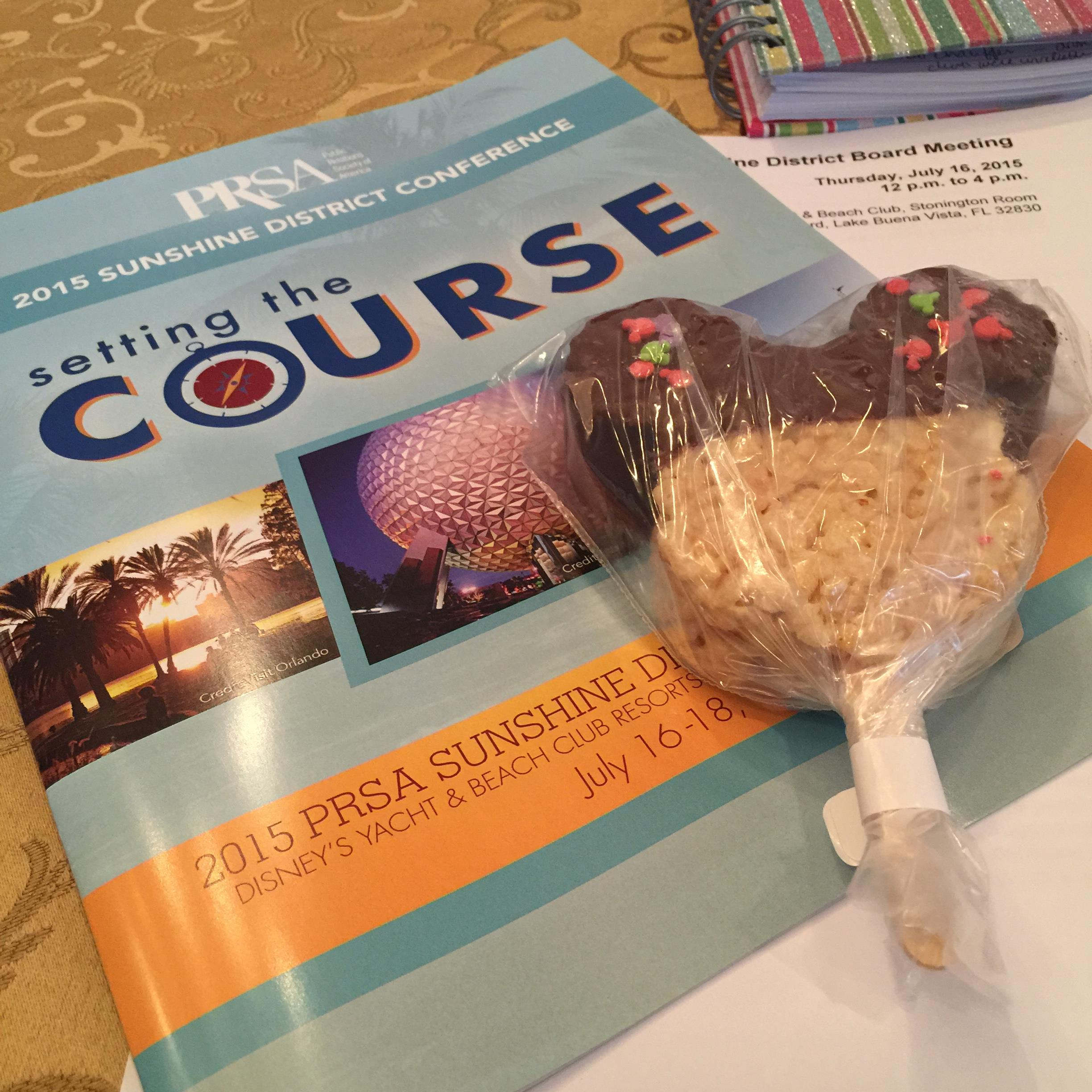 Insights from the PRSA Sunshine District Conference 2015 in